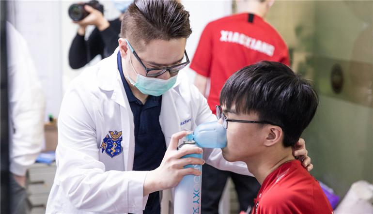 EDG电竞俱乐部宣布成立健康管理中心 减缓职业选手伤病